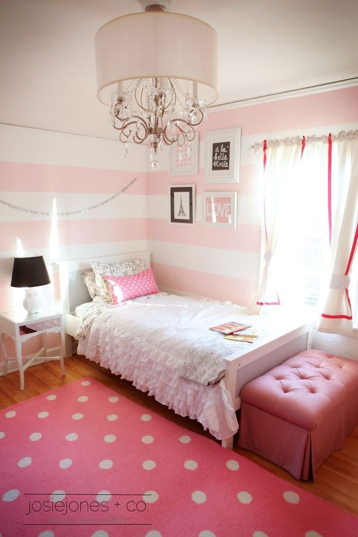 Best Girls Pink Room Angel Pinterest Polka Dot Rug With Pictures