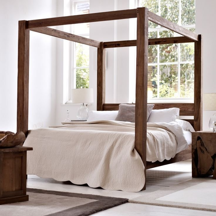 Best 25 Four Poster Beds Ideas That You Will Like On With Pictures
