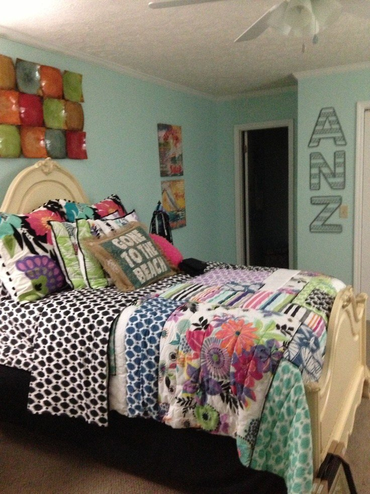 Best Tween Bedroom Surfer Girl Bedding From Pottery With Pictures