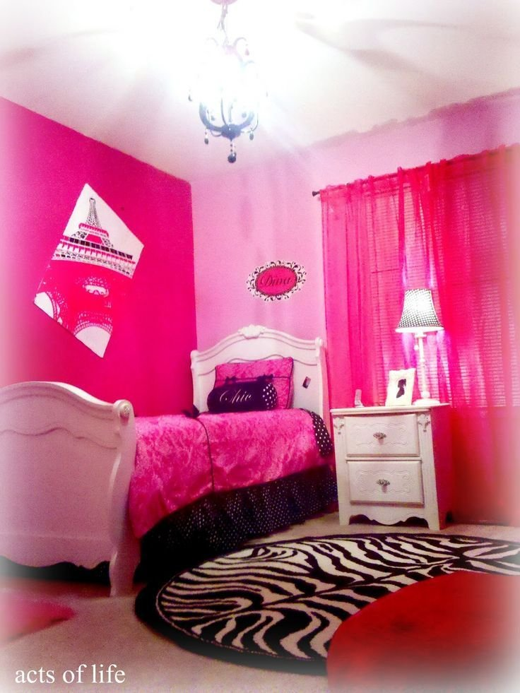 Best 20 Hot Pink Bedrooms Ideas On Pinterest Pink With Pictures
