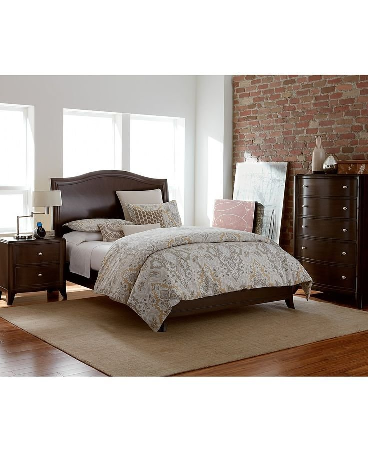 Best Nason 3 Piece Set Only At Macy S Queen Bed Nightstand And Dresser Shops Furniture And Beds With Pictures