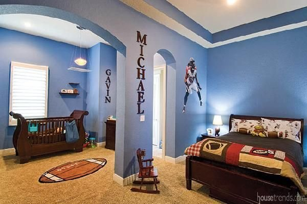 Best 10 Best Ideas About Football Theme Bedroom On Pinterest Boys Football Bedroom Football With Pictures
