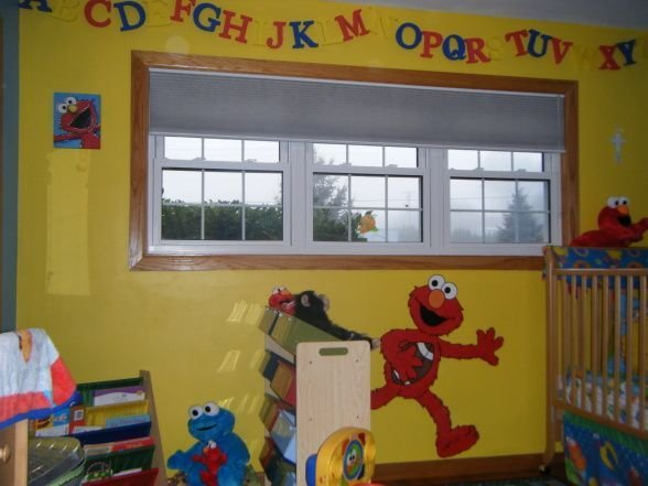 Best Low Budget But Cute Sesame Street Bedroom All Things With Pictures