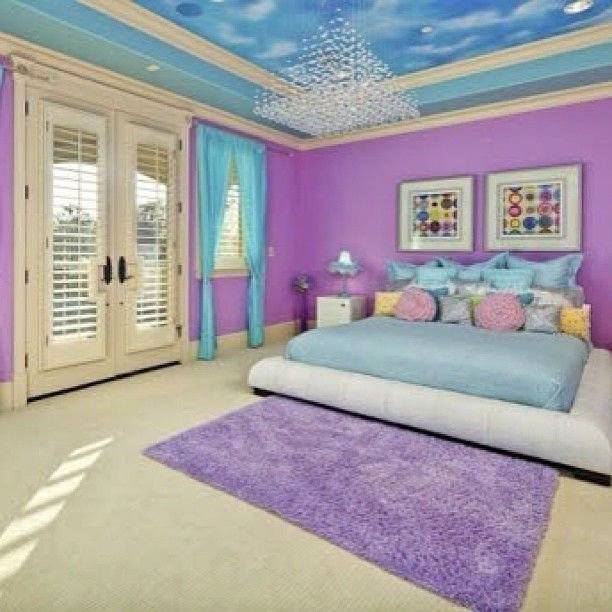 Best 25 Blue Purple Bedroom Ideas On Pinterest With Pictures