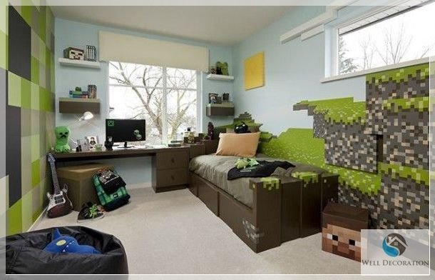 Best 25 Best Ideas About Minecraft Bedroom Decor On Pinterest Minecraft Bedroom Minecraft Room With Pictures