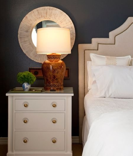 Best 25 Best Ideas About Mirror Behind Nightstand On Pinterest Small Master Bedroom Mirrors With Pictures