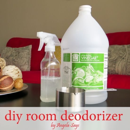 Best How To Get Rid Of The Musty Smell Diy Room Deodorizer With Pictures
