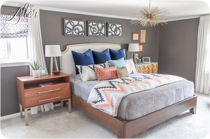 Best 20 Gray Turquoise Bedrooms Ideas On Pinterest With Pictures