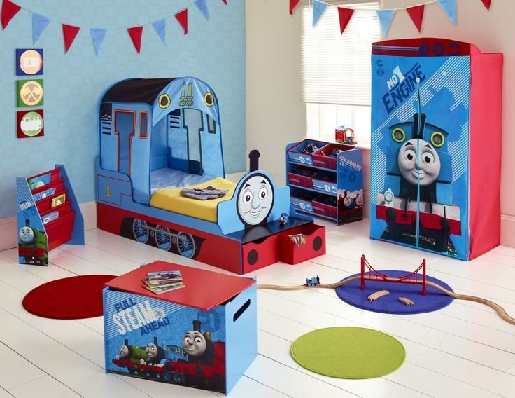 Best 25 Thomas The Tank Bed Ideas On Pinterest Thomas With Pictures