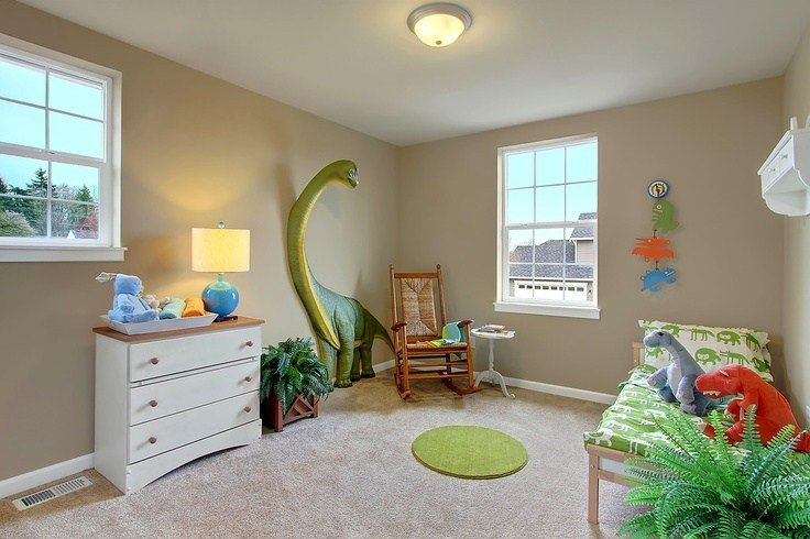 Best Cute Dinosaur Theme Boys Room Kids Space Room With Pictures