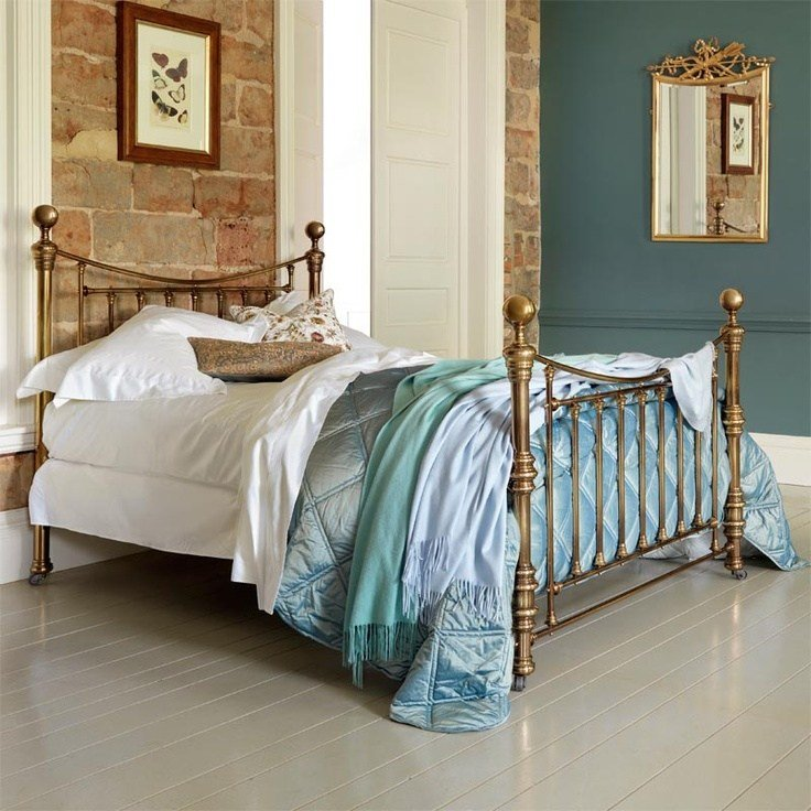 Best 1000 Images About Nickel Plated Brass Beds On Pinterest The Old Nina Campbell And Art Deco With Pictures