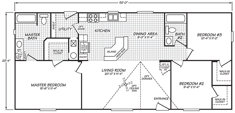 Best Manufactured Mobile Homes • Oregon Washington With Pictures