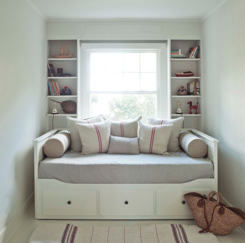 Best Comfortable Hemnes Daybed For Cozy Bedroom Design Mid With Pictures