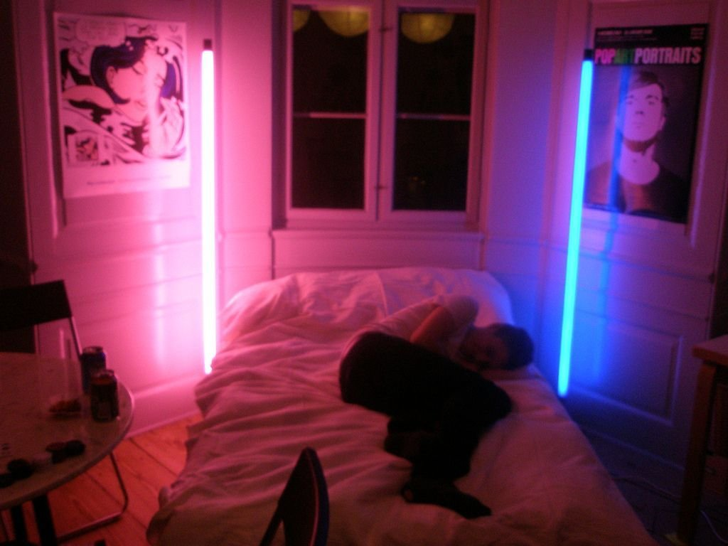 Best Happyandstupid Hue Pinterest Neon Room And Bedrooms With Pictures