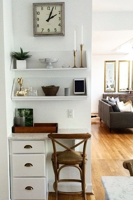 Best 25 Small Home Office Desk Ideas On Pinterest Home With Pictures