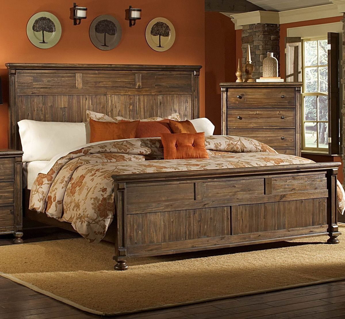 Best Rustic Furniture Set Master Bedroom Yes Please Our Forever Home Pinterest Rustic With Pictures