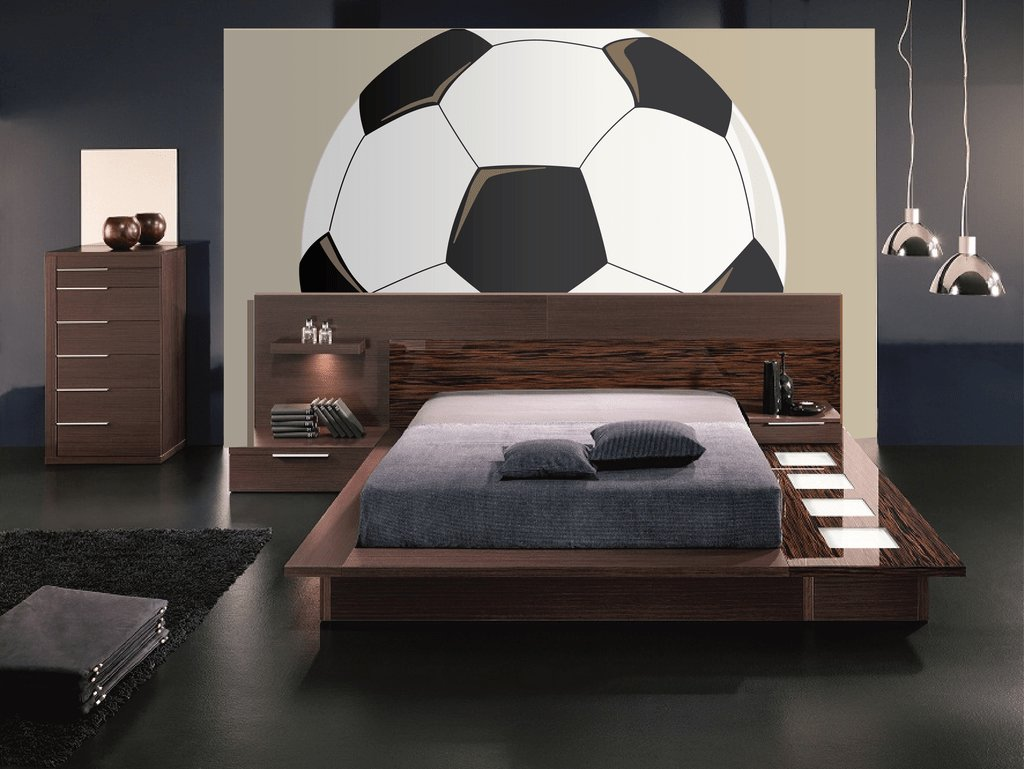 Best Mega Soccer Wall Mural Soccer Ball And Wall Murals With Pictures
