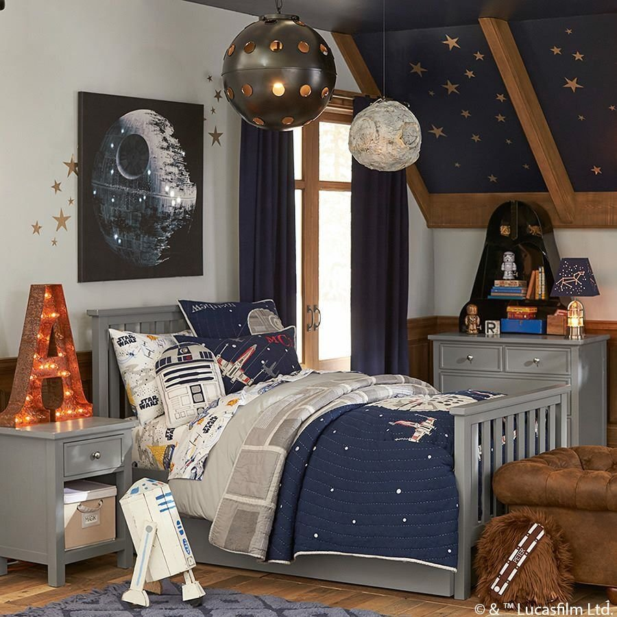 Best Pottery Barn Kids Star Wars Bedroom Kids Room Ideas With Pictures