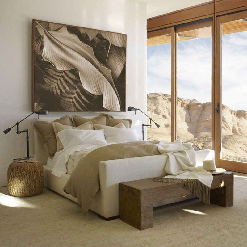 Best Desert Modern Bed Beds Furniture Products Ralph With Pictures