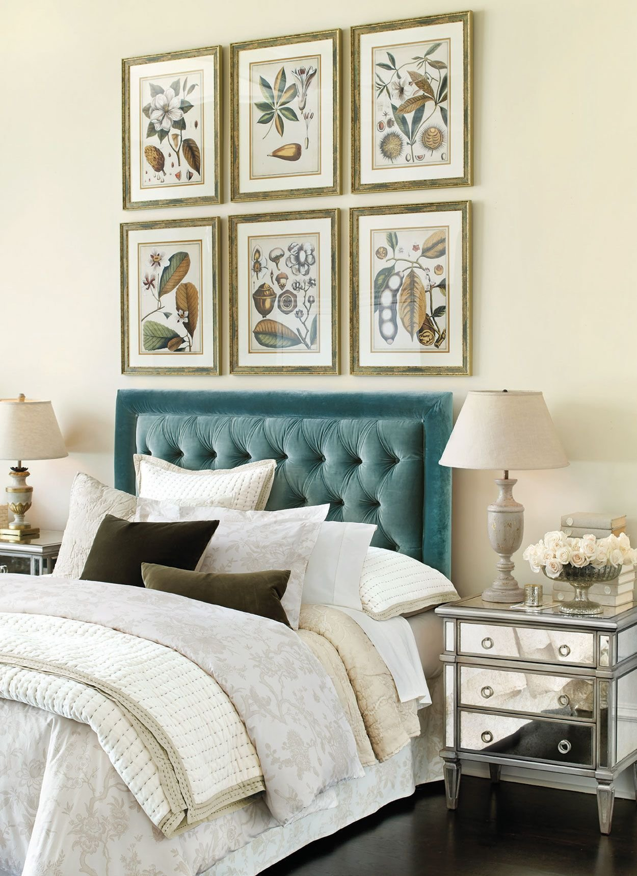 Best Bedrooms Bedroom Design Inspiration Tufted Headboards And Blue Velvet With Pictures
