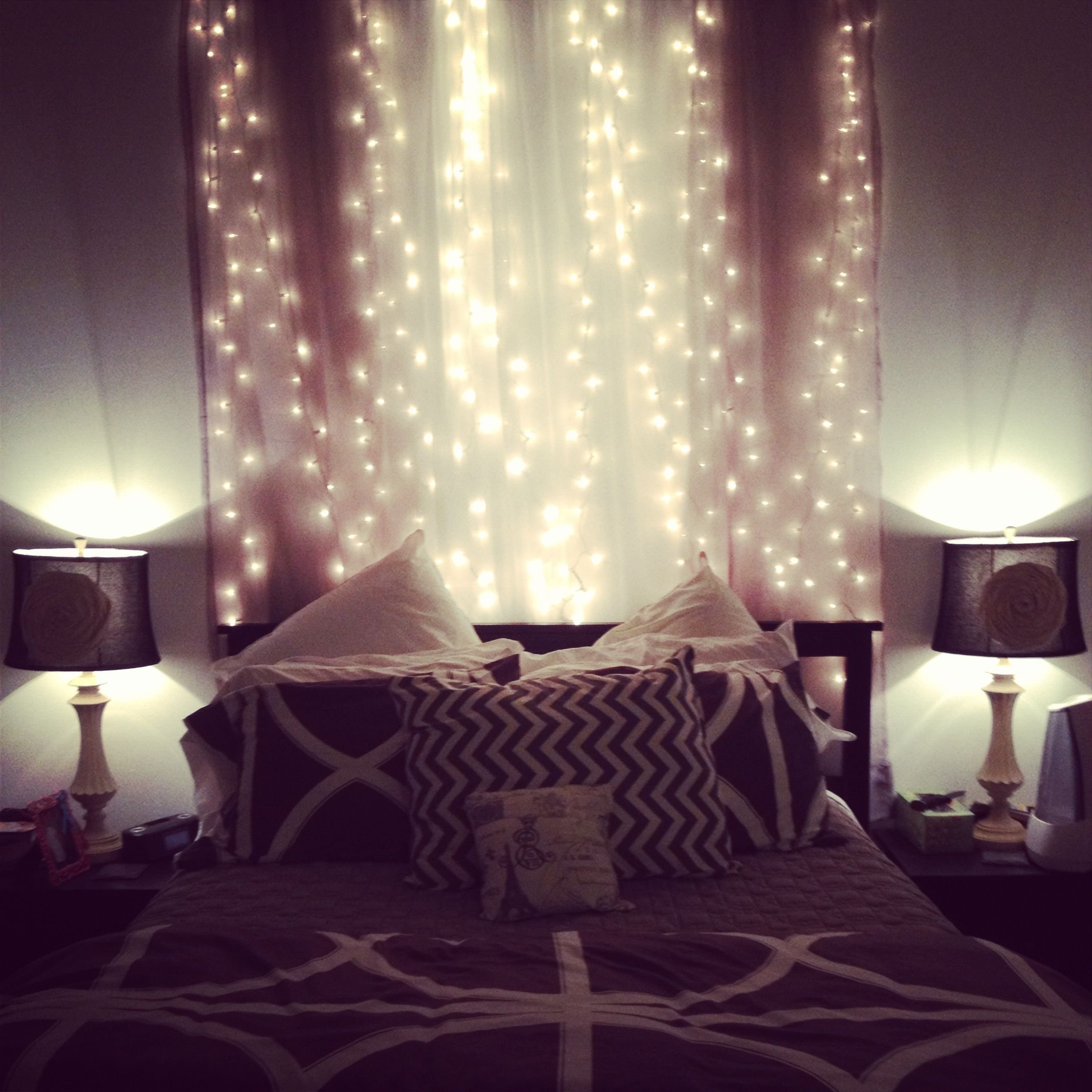 Best Fairy Lights In The Bedroom Bedroom Ideas Pinterest Fairy Bedrooms And Lights With Pictures