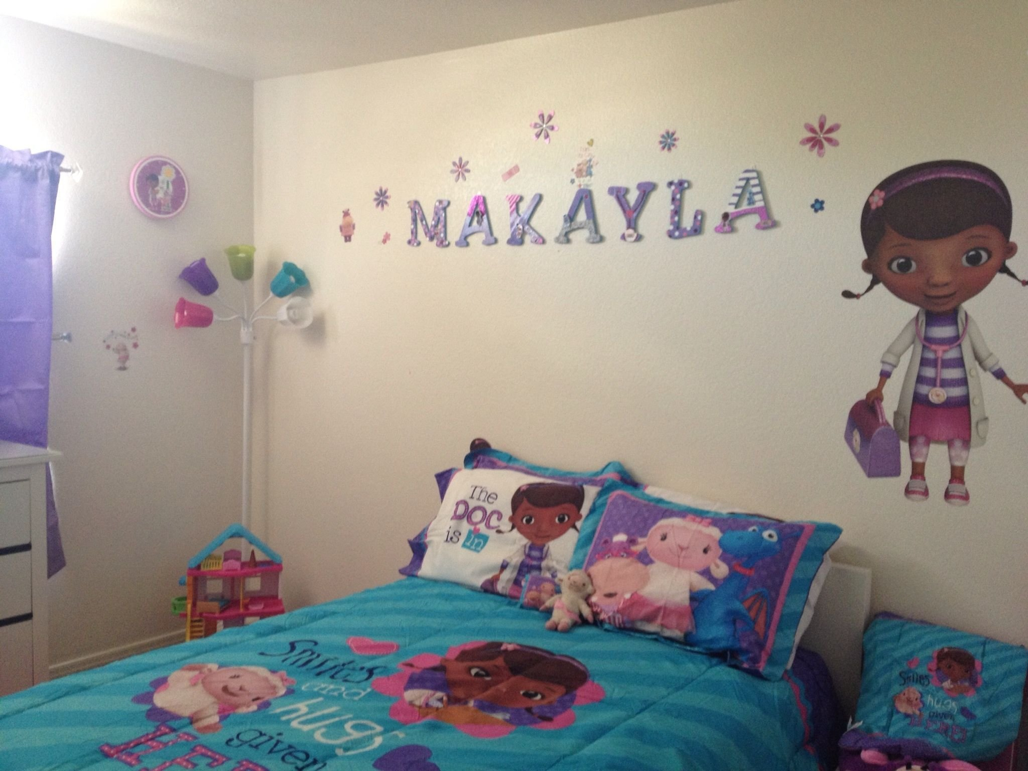 Best Doc Mcstuffins Room Makeover Kid's Room Pinterest We With Pictures