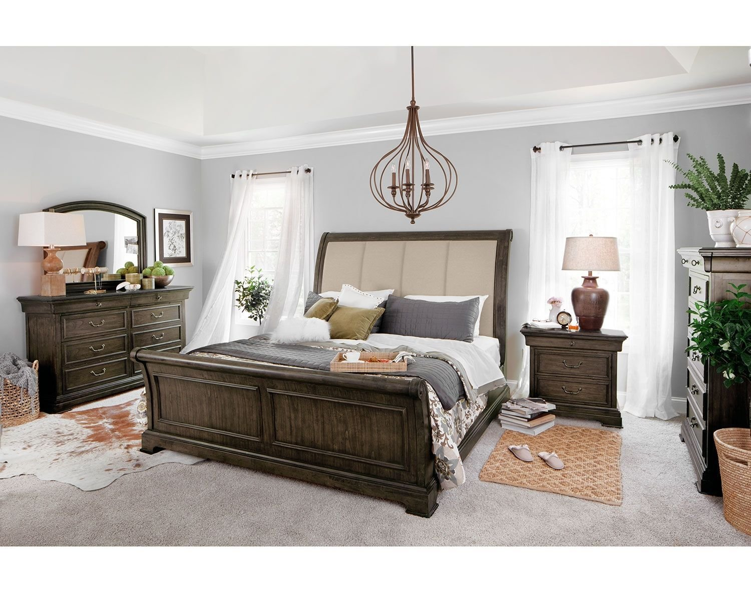 Best The Collinwood Bedroom Collection American Signature With Pictures