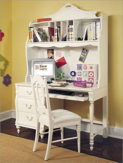 Best Abby S Desk Caroline Collection From Stanley Furniture With Pictures