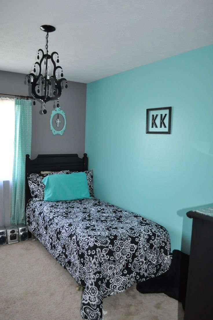 Best Mint Green Bedroom Ideas Black Gray And Teal Room Decor With Pictures