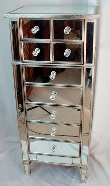 Best Cheap Mirrored Furniture Cheap Mirror Drawers Furniture With Pictures