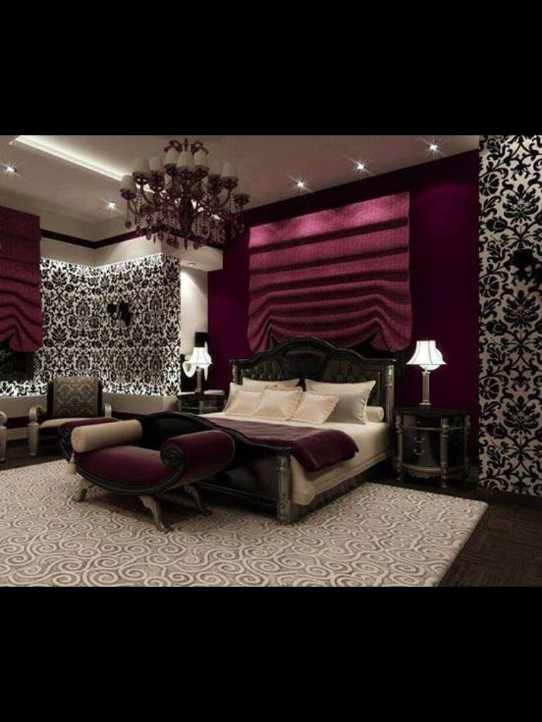 Best Love This Such A Romantic Bedroom With Black And White With Pictures