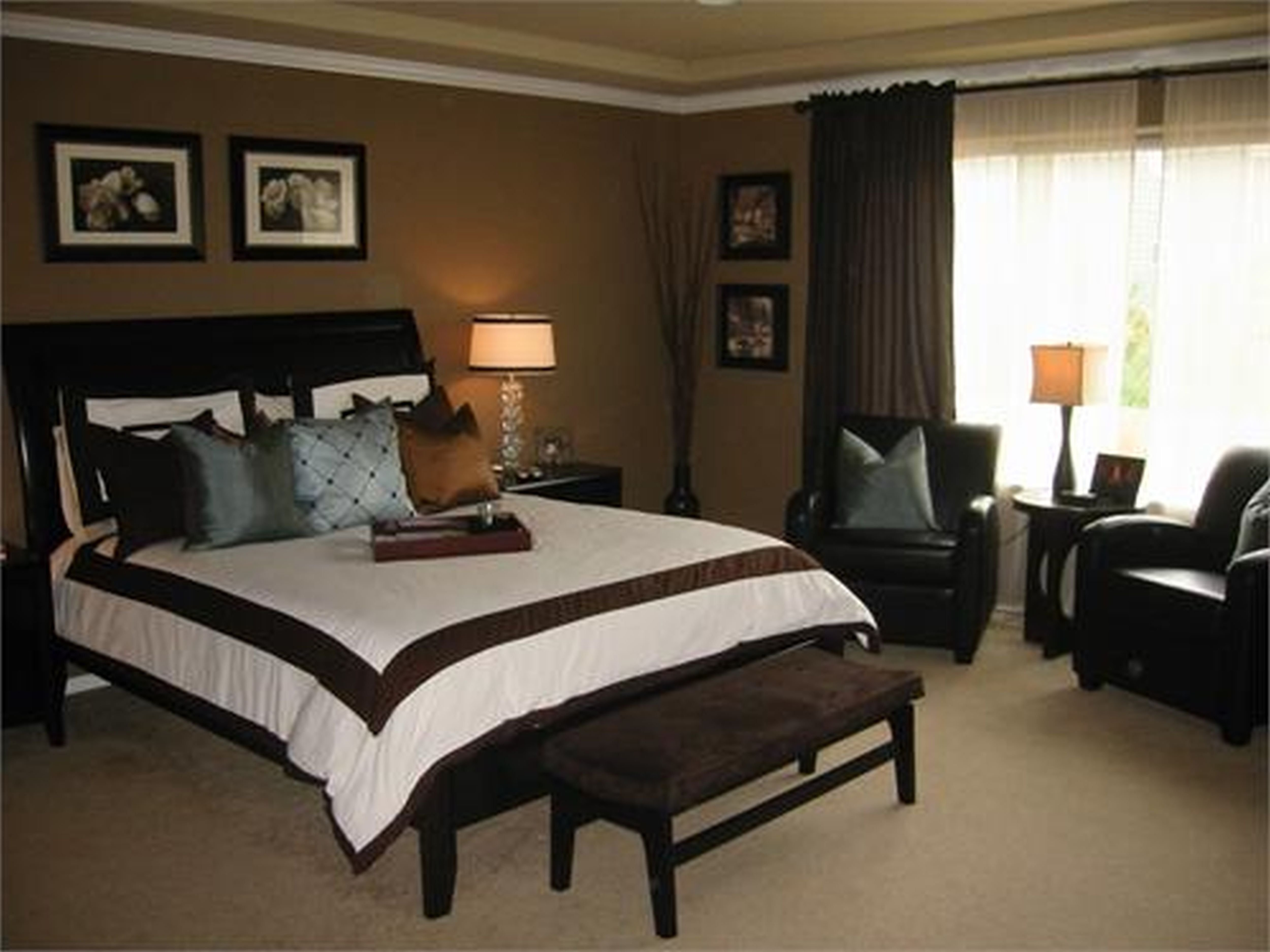 Best Modern Black And Brown Bedroom Furniture Pictures With Pictures