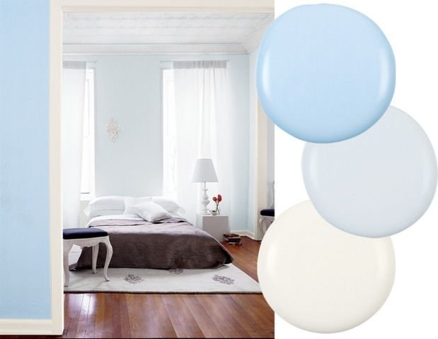 Best Paint Color Combinations Parisian Style Bedrooms With Pictures