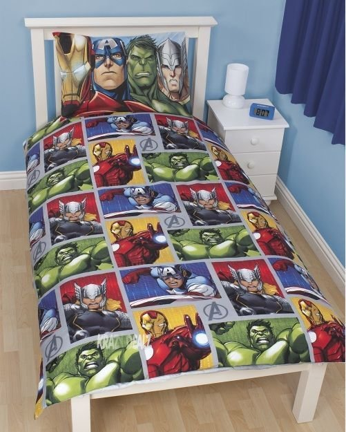 Best Marvel Avengers Team Bedding Sets For Boys Kid Bedroom With Pictures