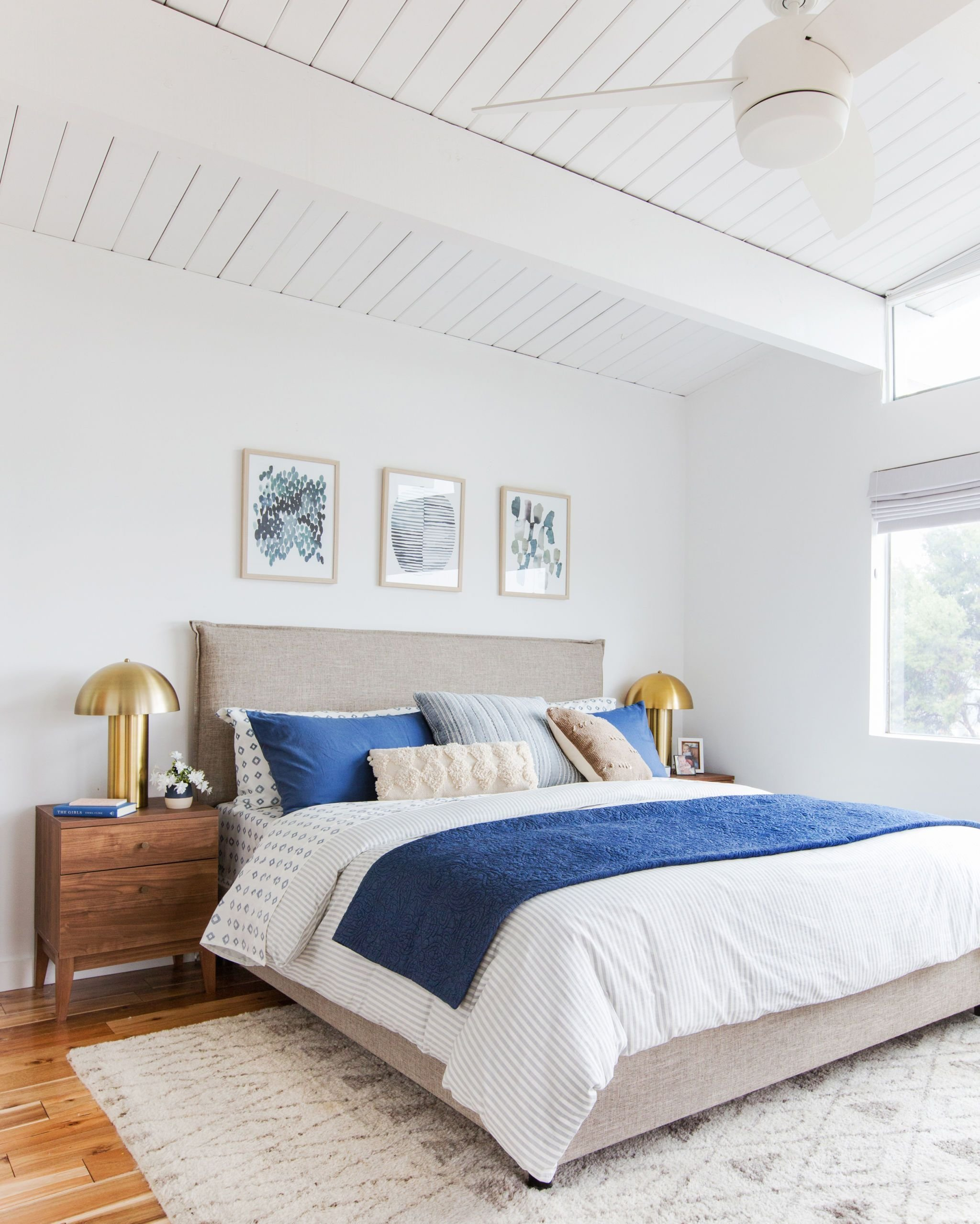 Best How To Style A Super Easy Gender Neutral Bedroom Ehd With Pictures
