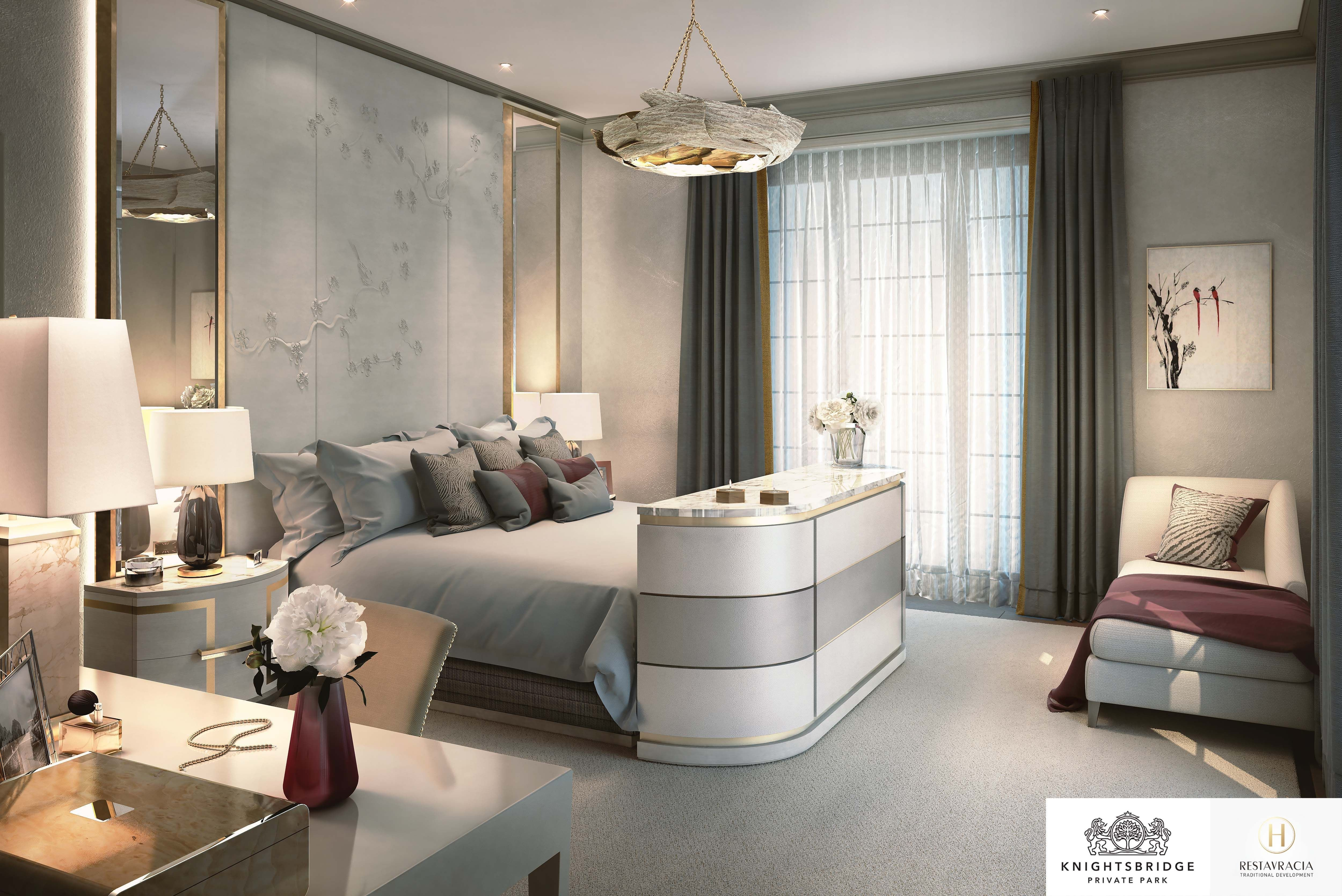 Best Moscow Luxury Interior Design Master Bedroom With Pictures