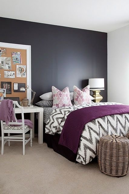 Best Purple Bedroom Decor On Pinterest Indian Bedroom Red With Pictures
