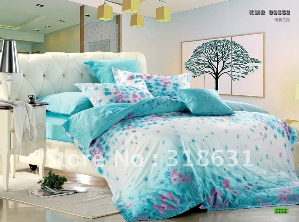 Best Purple And Turquoise Bedding Turquoise Comforter Price With Pictures