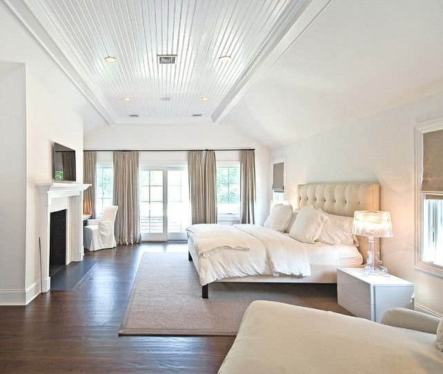 Best Master Bedroom White Bedroom Hamptons Style Interiors With Pictures