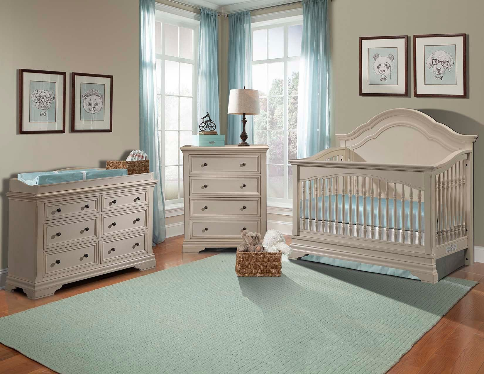 Best Stella Baby And Child Athena 3 Piece Nursery Set In With Pictures