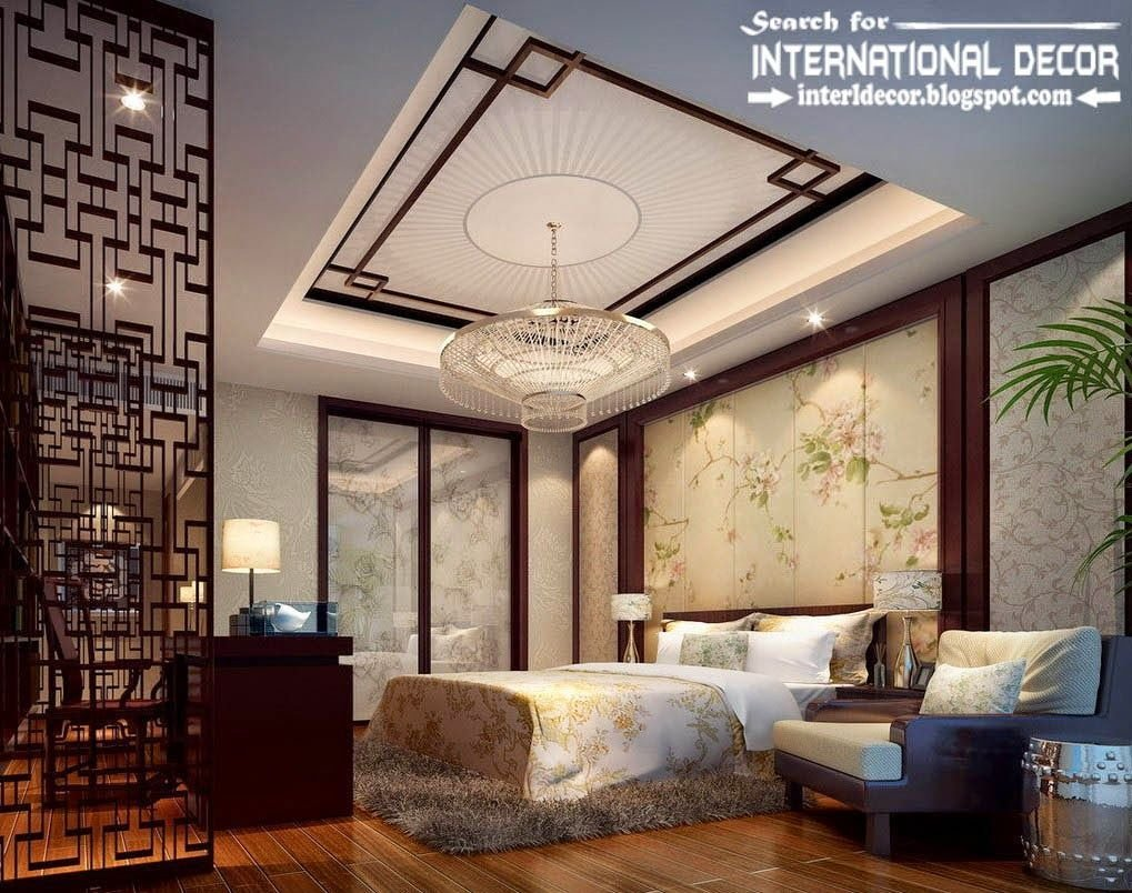 Best Plasterboard Ceiling False Ceiling Designs For Bedroom With Pictures
