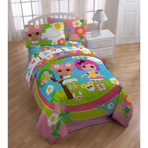 Best Lalaloopsy Full Twin Bedding Comforter Walmart Com With Pictures