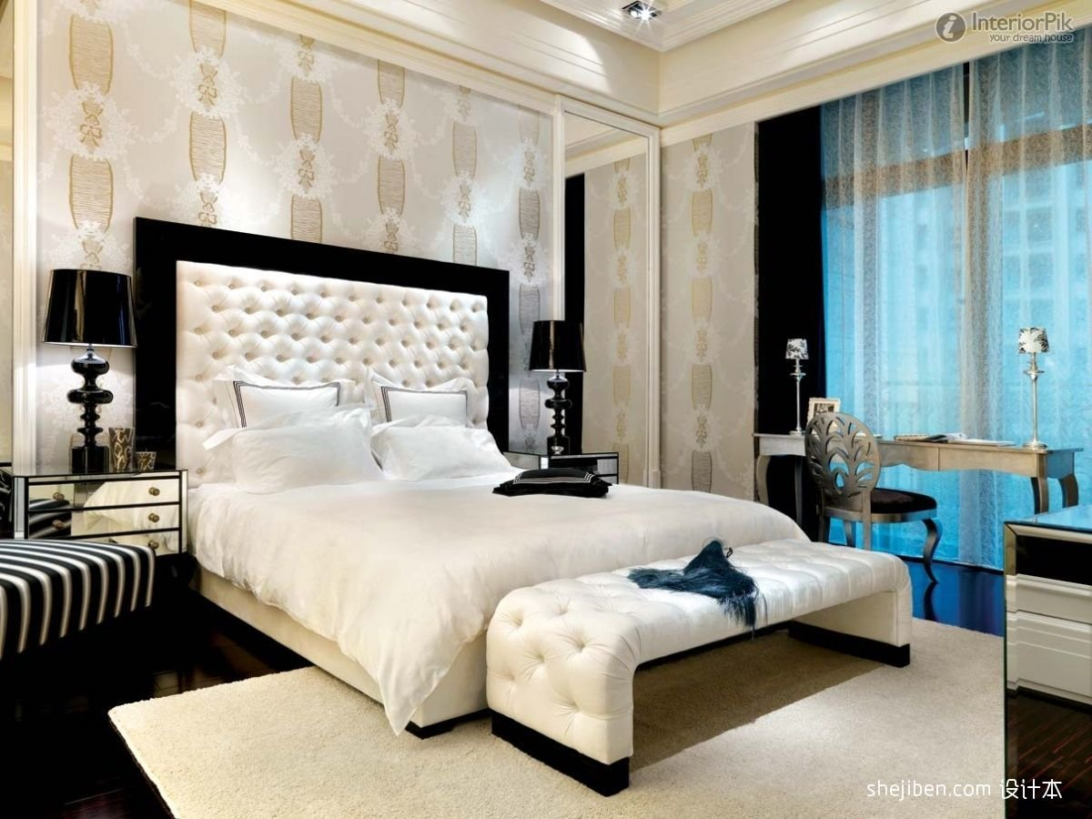 Best Master Bedrooms Master Bedroom Wallpaper Decoration With Pictures
