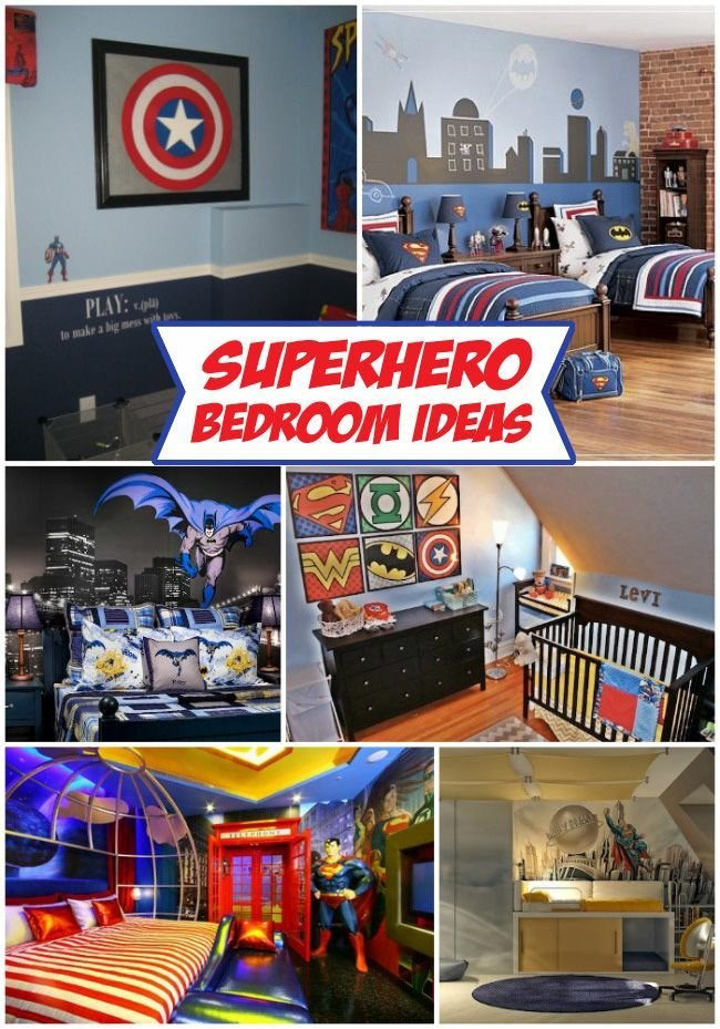 Best Superhero Bedroom Ideas Back Ground Boys And Apraxia With Pictures