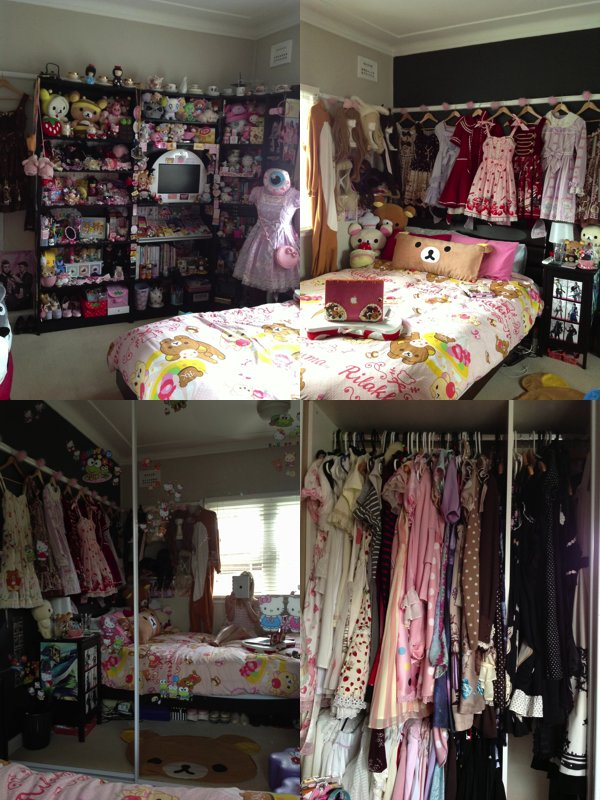 Best Kawaii And Otaku Rooms This Kind Of Reminds Me Of With Pictures