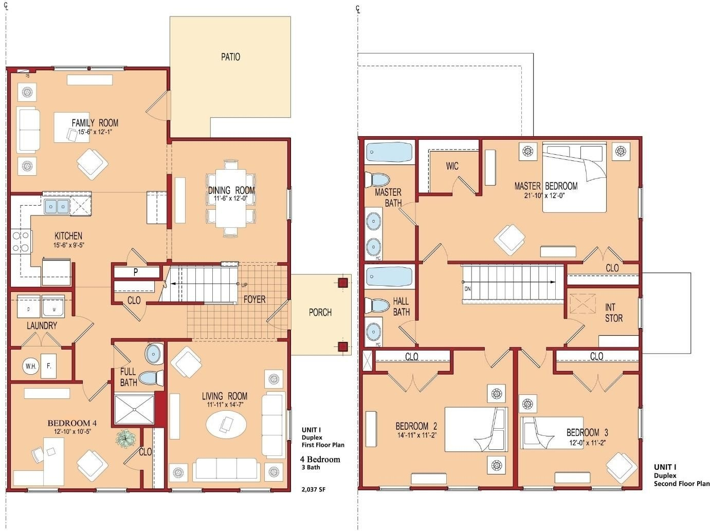 Best Bedroom Beautiful 4 Bedroom House Plans And 4 Bedroom With Pictures