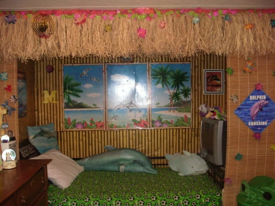 Best Retro Hawaii 50'S Surf Shop Tiki Hawaiian Prints Hula With Pictures