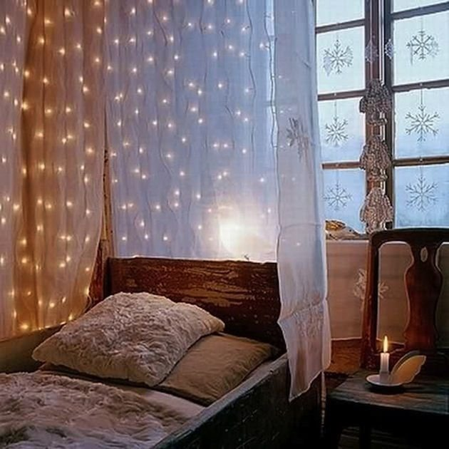 Best 25 Indoor String Lights Ideas On Pinterest Rack Of With Pictures