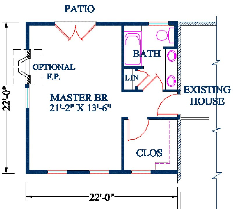 Best Master Suite Bedroom Floor Plans Addition Home Sweet With Pictures