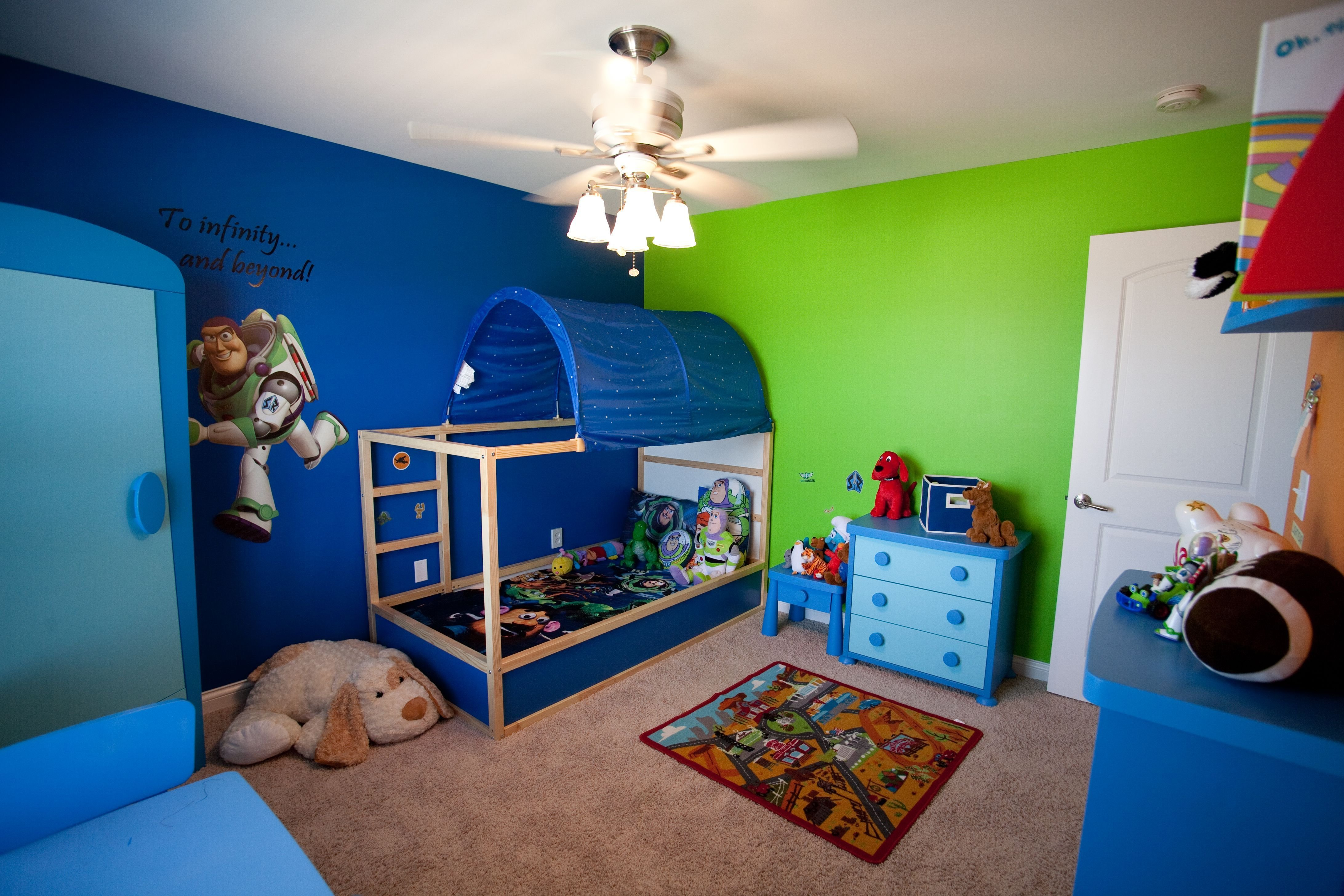 Best Toy Story Toddler Bedroom Boy S Bedroom Ideas With Pictures